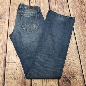 "Lucky Brand Lil' Maggie 19"" Bootcut Jeans 